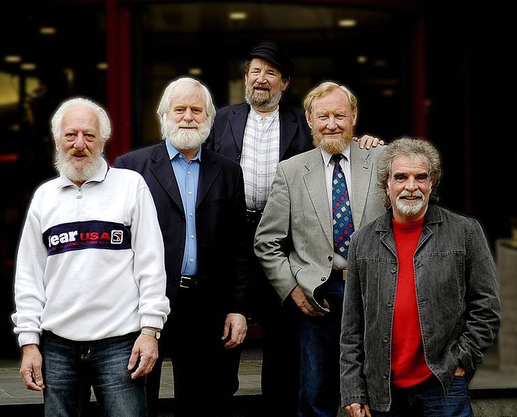 The Dubliners – 'For what died the sons of Róisín'