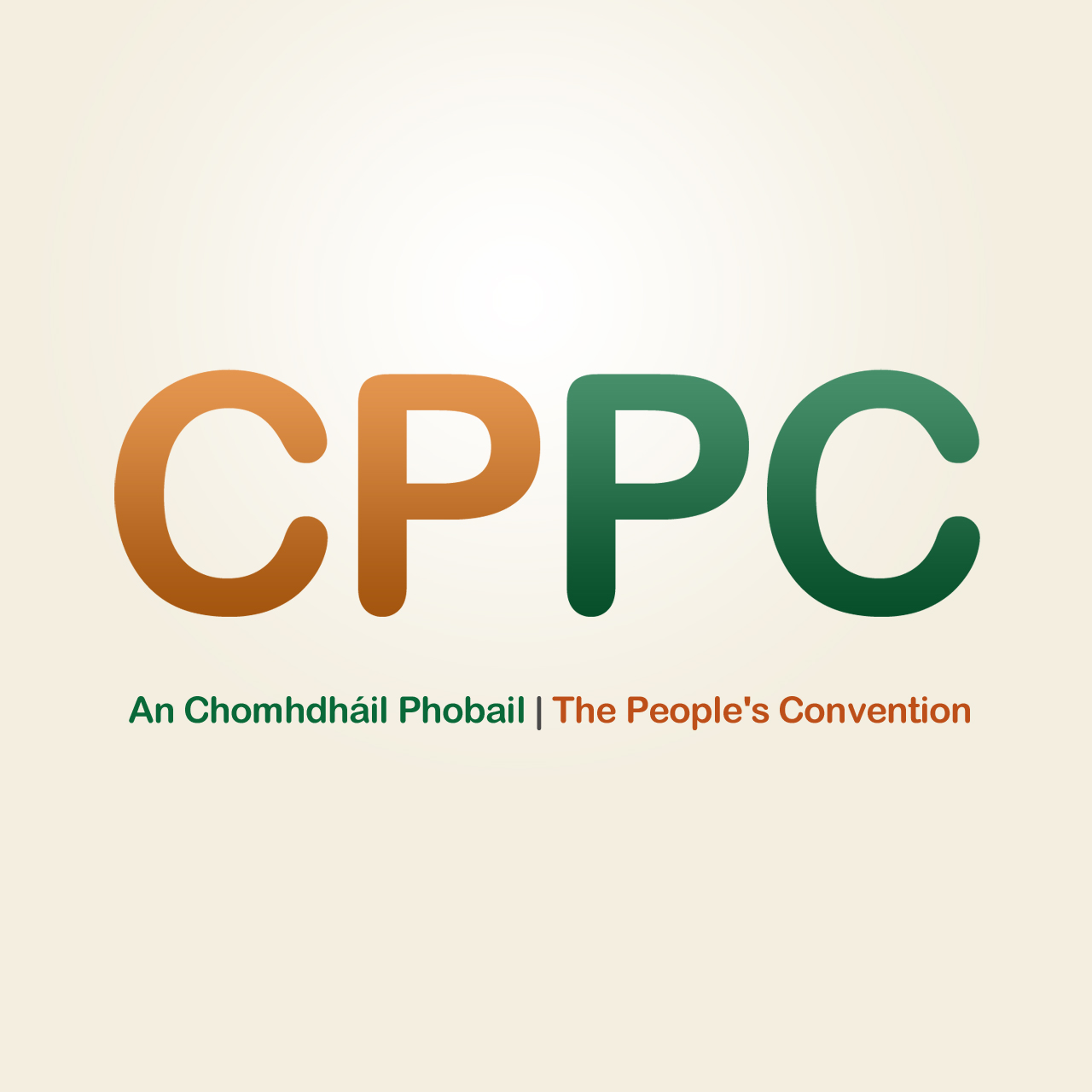 An Chomhdháil Phobail | The People's Convention