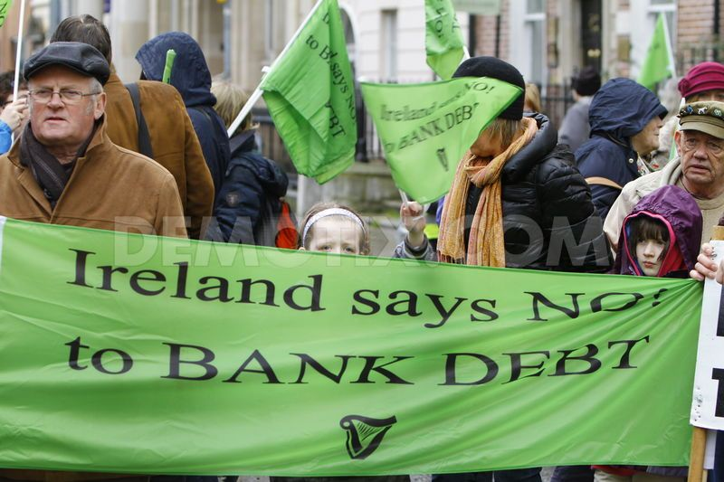 BALLYHEA PROPOSALS TO LIFT IRELAND'S BANK DEBT BURDEN
