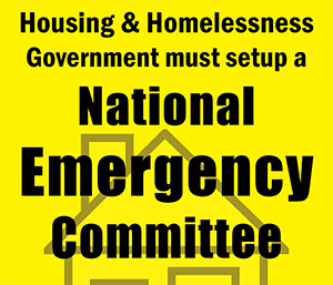 Declare a National Emergency on Housing!