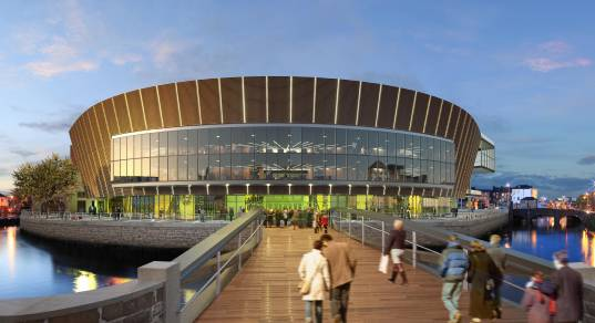 Withdraw Funding for Event Centre